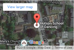 John Hutson Map Small Screenshot