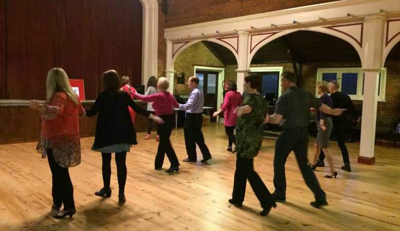 Dance adult classes ballroom